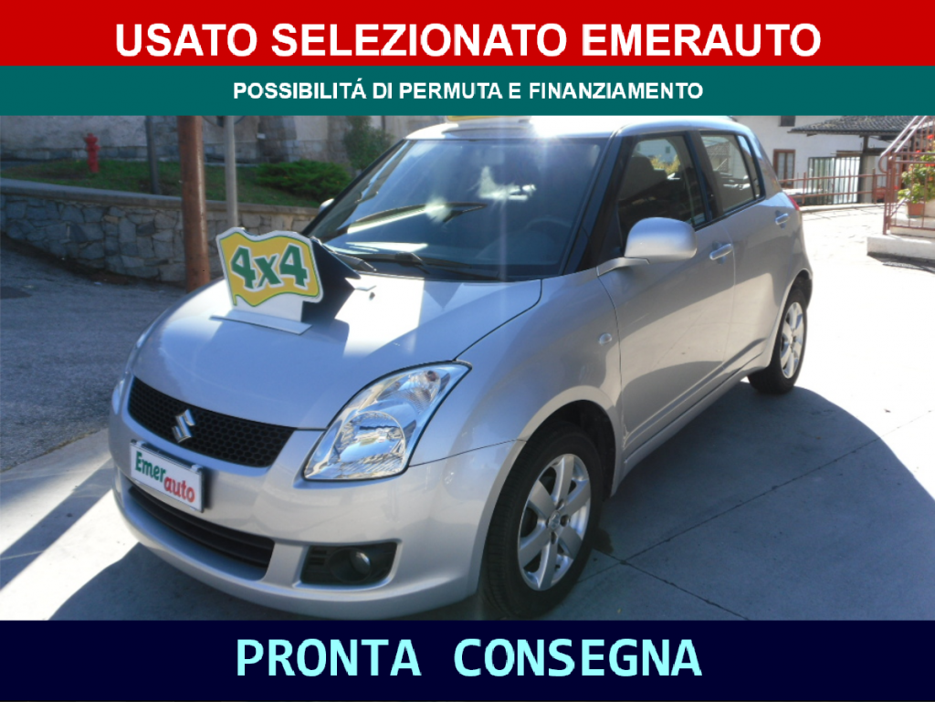 Suzuki Swift 1.3 4x4 GL