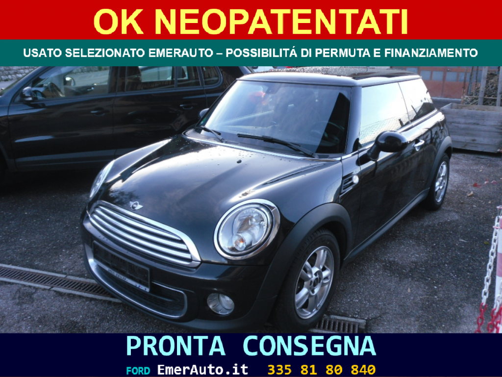 Immagine MINI Mini 1.6 16V One D