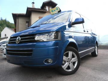 Immagine Volkswagen T5 Multivan 2.0 BiTDI 180CV 4Motion Highline-0