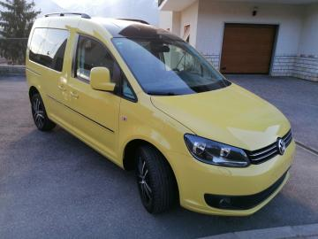Immagine Volkswagen Caddy 1.6 TDI 102CV 5p. Edition 30-20
