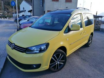 Immagine Volkswagen Caddy 1.6 TDI 102CV 5p. Edition 30-22